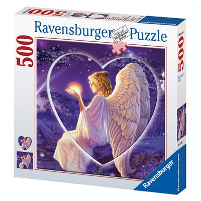 puzzle engel