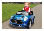 Der Mini Cooper als Ride On Car