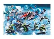Frostige Zeiten bei den Playmobil-Top Agents