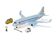 Ready for Take-off: SIKUWORLD Flugzeug und SIKU Flughafen-Set