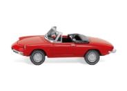 Wieder ein Youngtimer mit Klassiker-Ambitionen - Alfa Spider