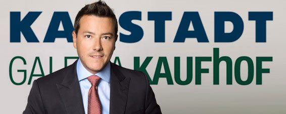 Benko am Ziel: Kaufhof und Karstadt fusionieren