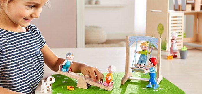 Neue Spielsets für die Little Friends von HABA