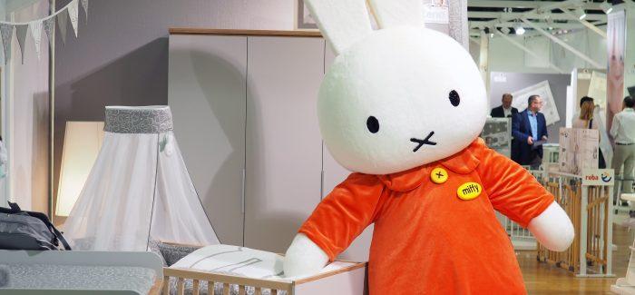 Roba stellt Miffy-Kollektion auf Kind und Jugend vor