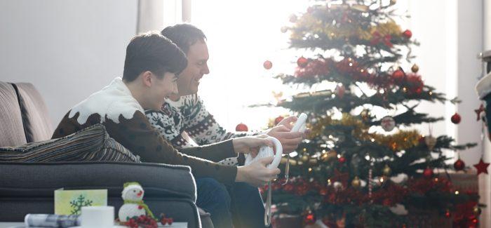 Weihnachten – Fest der Spiele