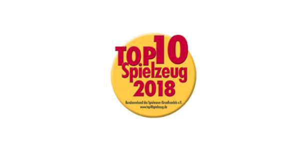 Die TOP 10 Spielzeuge des Jahres 2018