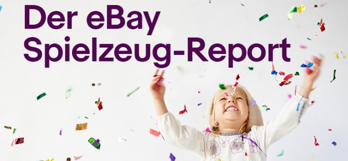 Der eBay Spielzeugreport 2018