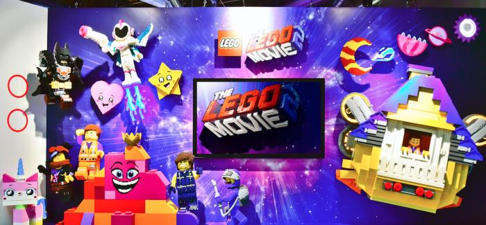 Spiel Dich glücklich mit LEGO