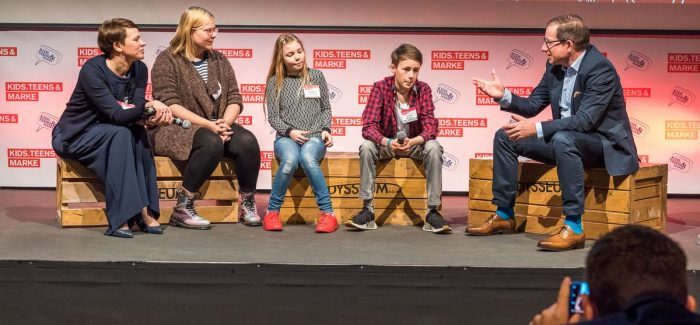 Kids. Teens & Marke – Kongress für Kinder- und Jugendmarketing