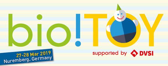 bio!TOY: 1. Konferenz über Spielzeug aus biobasierten Kunststoffen