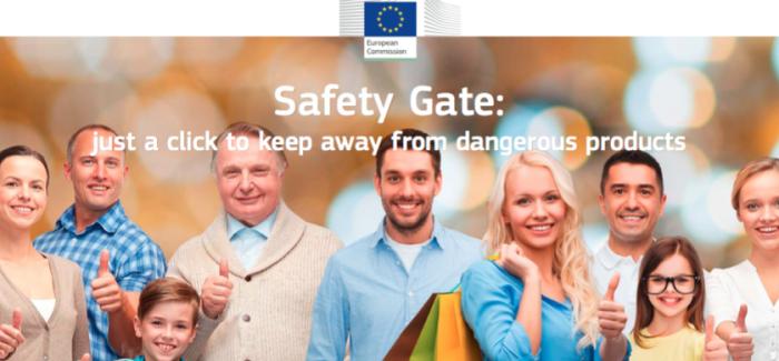 RAPEX wird zu Safety Gate