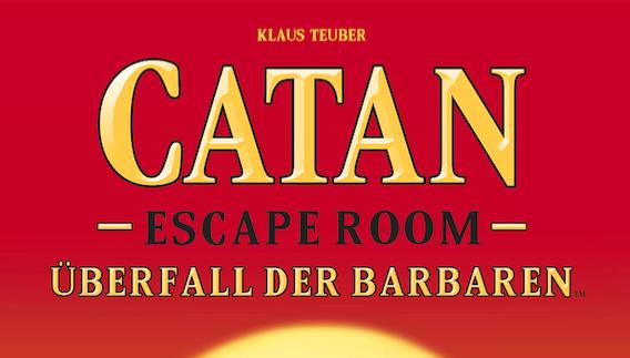 Catan Escaperoom: Trend trifft Kult in Frankfurt