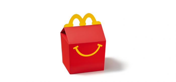 Das Happy Meal von McDonald's – mit Strategie zum Erfolg
