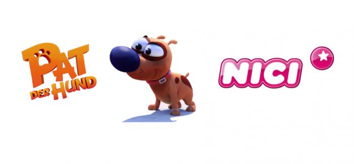 """""""Pat der Hund"""" – eine neue Lizenzlinie im NICI Portfolio"""