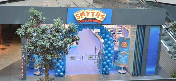 Smyths Toys Superstore eröffnete Filiale im Herzen Kölns