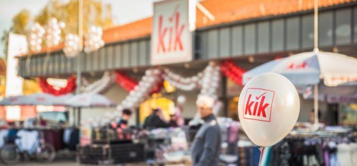 Geschäftsjahr 2018: KiK behauptet sich auf stabilem Niveau