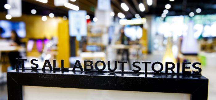 It's All About Stories – Touchpoints & Themenwelten im stationären Handel