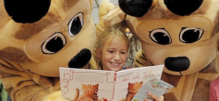 Buchmesse: Frankfurt Kids Veranstaltungen