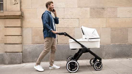 E-Strollers: Bosch meets Emmaljunga