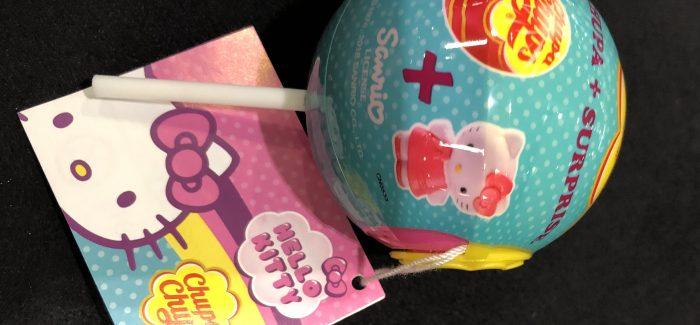 Sanrio und Chupa Chups präsentieren neues Co-Branding