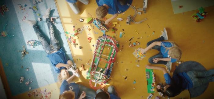 LEGO® Replay – ein neues Pilot-Programm für Nachhaltigkeit in den USA
