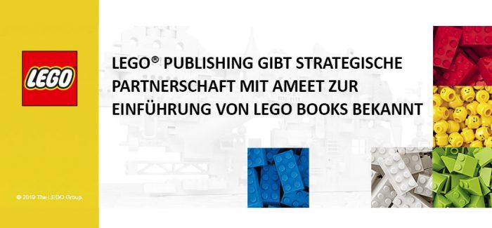 LEGO Books von AMEET