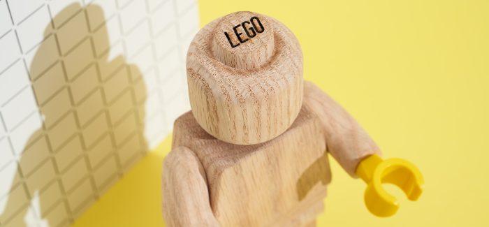 LEGO Originals aus Holz