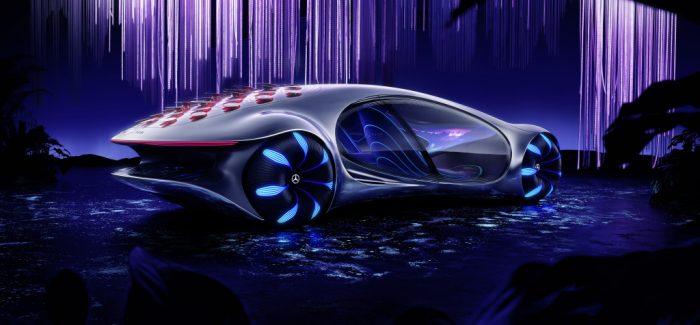 Daimler kooperiert mit Disney und präsentiert den Vision AVTR