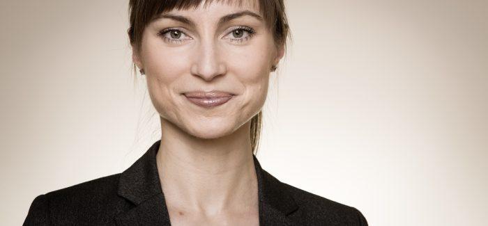 Aleksandra Gebauer geht zu Studio 100