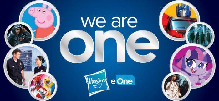 Hasbro kauft eOne