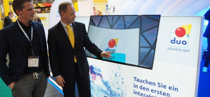 Messetalk: Duo Schreib & Spiel goes VR