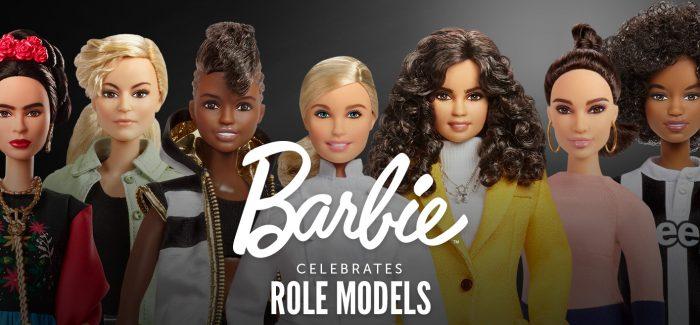 BARBIE feiert die weiblichen Vorbilder für 2020