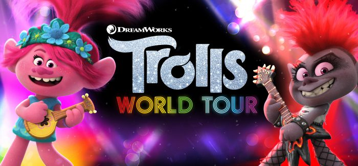 Trolls World Tour für zu Hause: Filmstart via Video-On-Demand