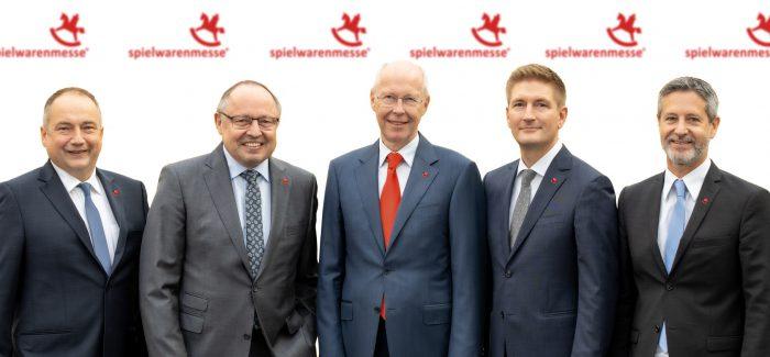 Spielwarenmesse eG: Aufsichtsrat regelt Nachfolge im Vorstand