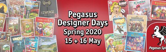 Designerdays bei Pegasus