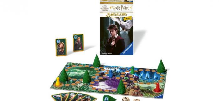 Ravensburger bringt neues Harry Potter Spiel auf den Markt