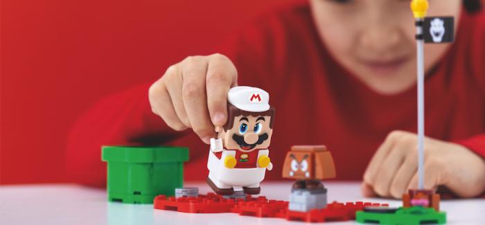 LEGO präsentiert die komplette Super Mario Produktpalette