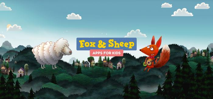 Fox & Sheep macht jetzt mehr als Apps