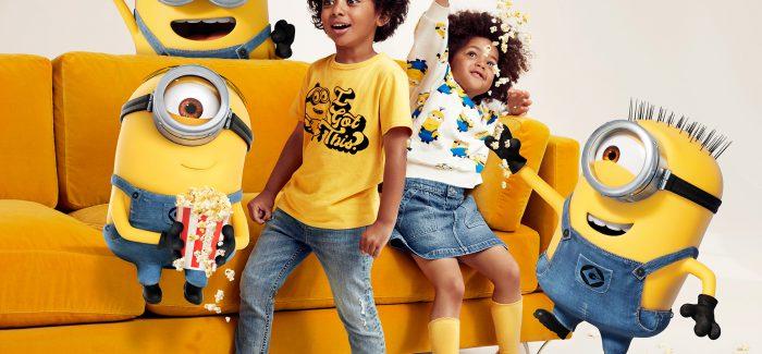 H&M launcht erste globale Minions-Kollektion