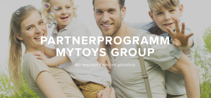 Strategischer Ausbau der myToys Group zur One-Stop-Positionierung für Familien