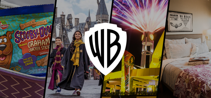 Warner Bros. macht Business as usual? Nein, Business par excellence!