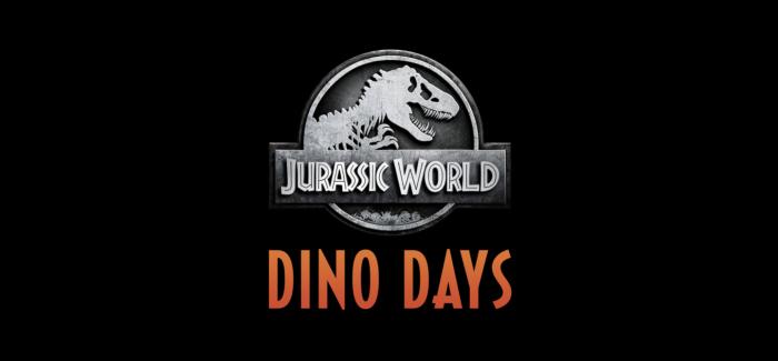 #JurassicDinoDays unterstützen Jurassic World Produktlaunch im Handel