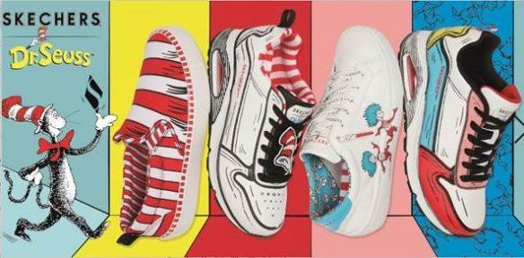 Skechers: Eine Hommage für Dr. Seuss