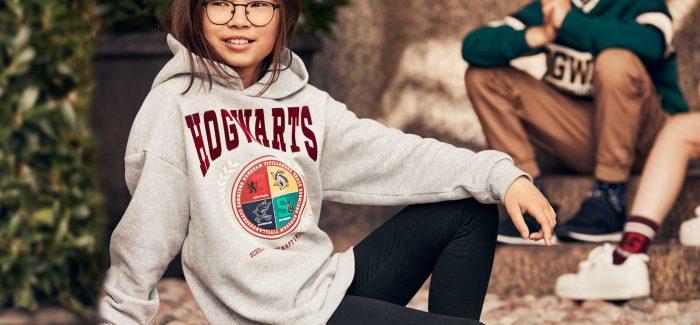 H&M setzt auf die All-Age-Lizenz Harry Potter