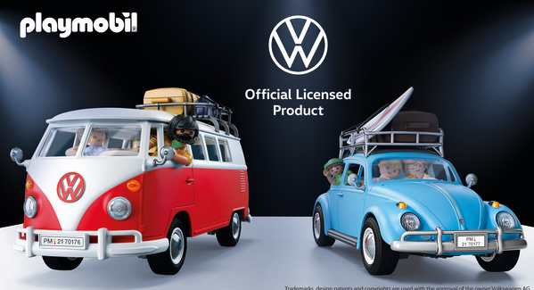VW Ikonen by Playmobil