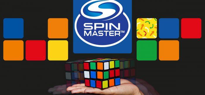 Spin Master erwirbt Rubik's