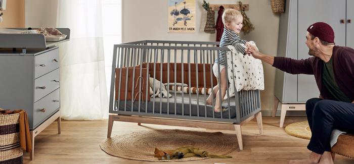 Die Kindermöbelserie Luna von Leander