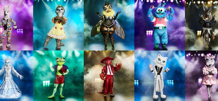Das Alien von The Masked Singer erobert die Plüsch-Welt