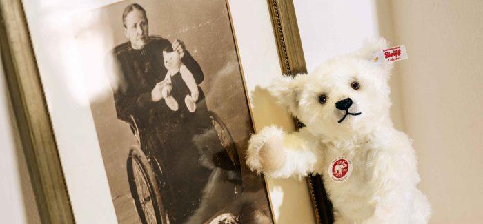 Margarete Steiff in der Toy Industry Hall of Fame aufgenommen