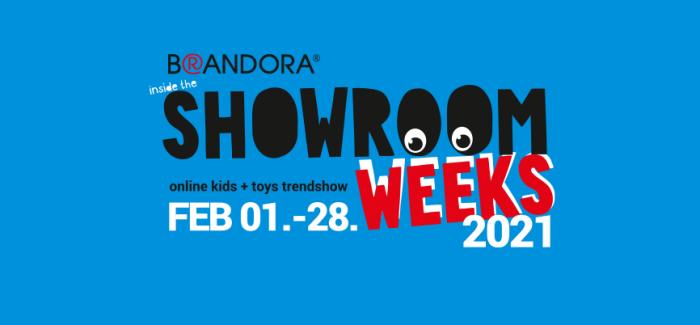 BRANDORA Showroom Weeks kommen!